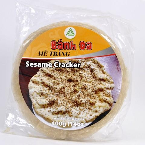 Рисовый крекер с белым кунжутом DUY ANH, 400г