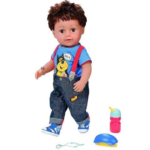 Беби Бон кукла Братик в Синей футболке