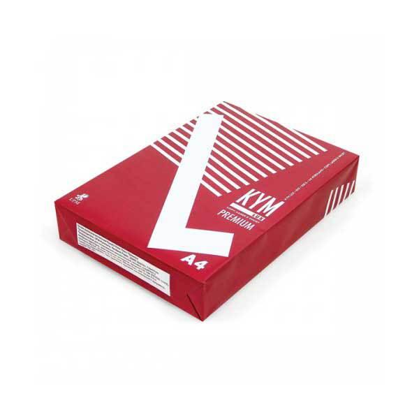 KYM Lux Premium (А4, 80 г/кв.м, белизна 170% CIE, 500 листов)