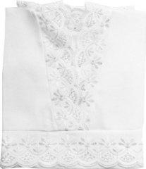 Папитто. Крестильная рубашечка белая, вид 1