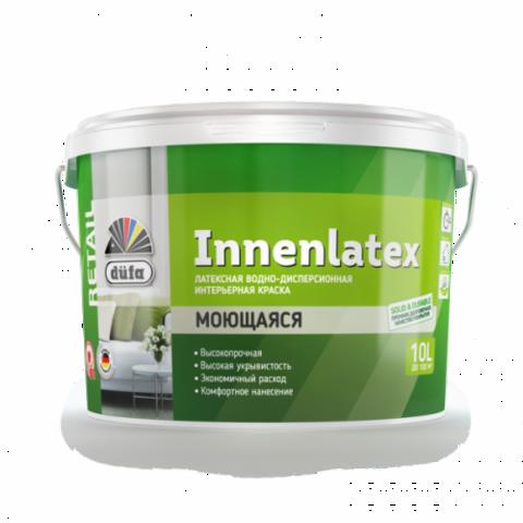 Dufa Retail INNENLATEX/Дюфа Ритейл Иненлатекс водно-дисперсионная краска