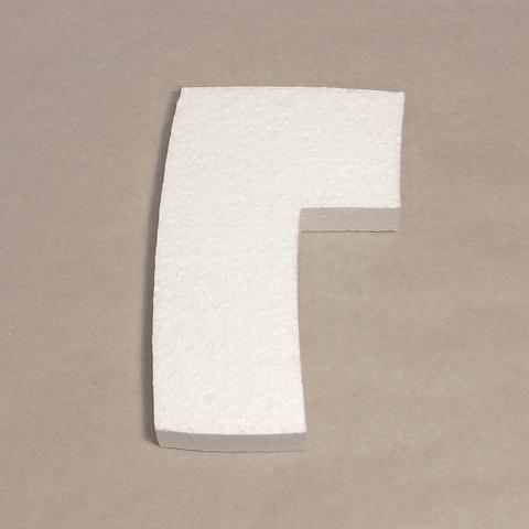 Буква Г шрифт BeeskneesC