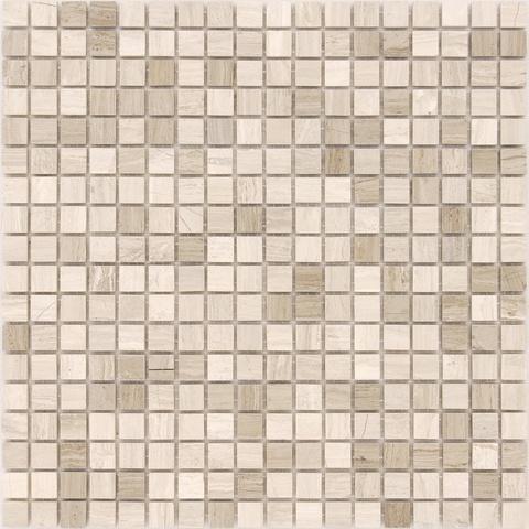 Мозаика Travertino Silver POL 15x15x4 305х305