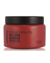Matrix Total Results Repair Strength Pak Intensive Treatment - Маска-уход для интенсивного восстановления волос