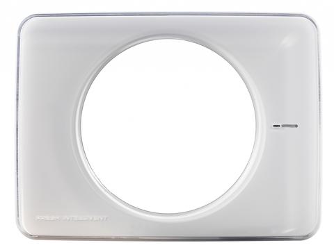 Лицевая цветная панель Fresh Intellivent цвет WHITE