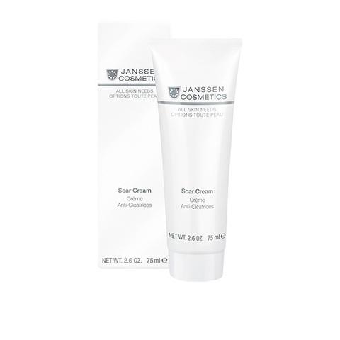 Janssen Retexturising Scar Cream