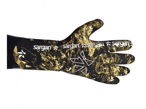 Перчатки Sargan Калан камо rd2.0 - 4,5 мм