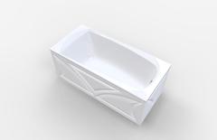 Акриловая ванна 1Marka ELEGANCE 4604613107048 165х70 см