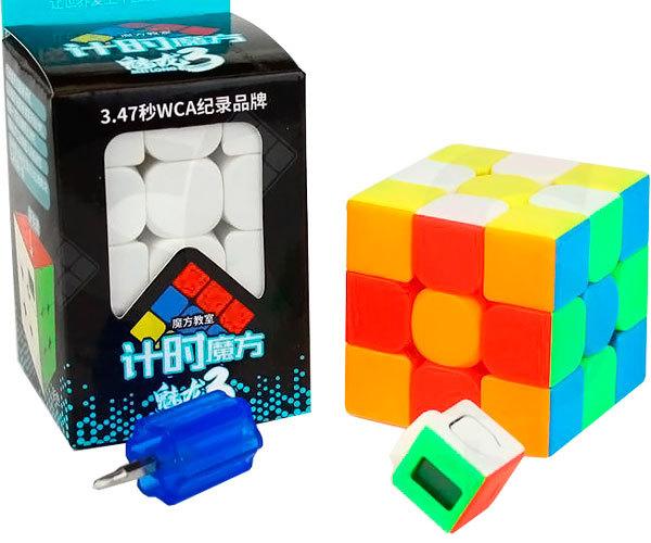 Meilong 3x3x3 Timer Cube