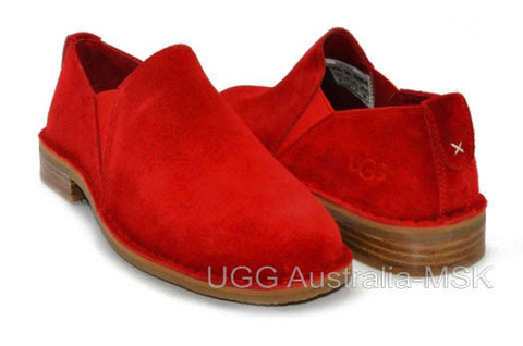 UGG Women's Milana Red