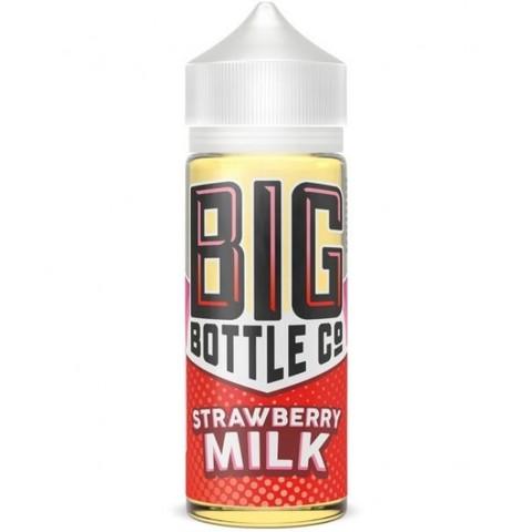 Big Bottle Strawberry Milk (Original) - 120 мл