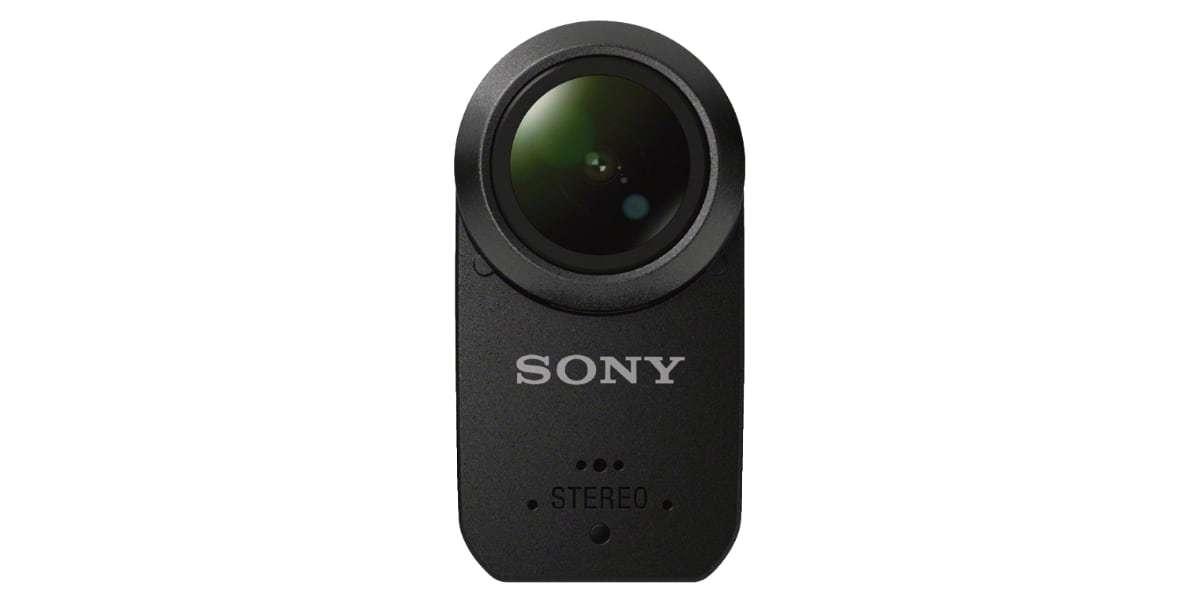 Экшн-камера Sony HDR-AS50R оптика