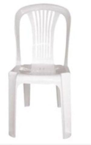 Пластиковый стул HK-320 OLIVIA белый (Турция)