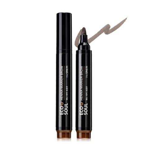 THE SAEM EYE Маркер для бровей 03 Eco Soul Henna Marker Brow 03 Oak Brown 4,6гр