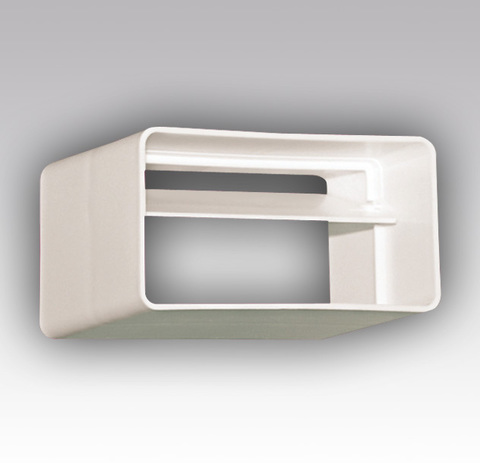 Соединитель-муфта с обратным клапаном 204х60