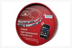 Наборы светодиодной подсветки MTF Light 5S2A185RR 5м (красный)