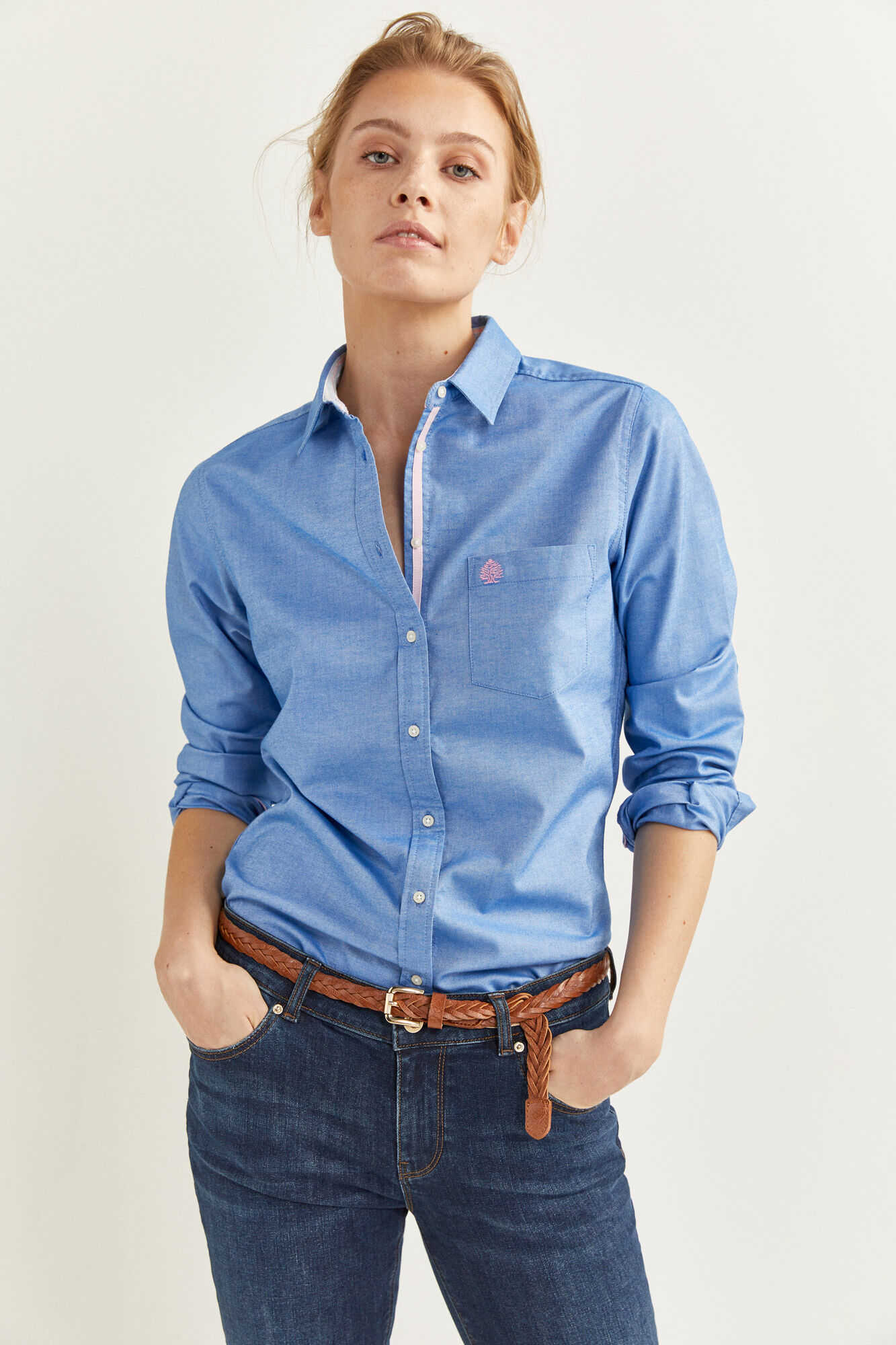 Рубашка Oxford