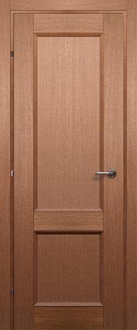 Дверь ДГ 3323 (грецкий орех, глухая CPL), фабрика Краснодеревщик