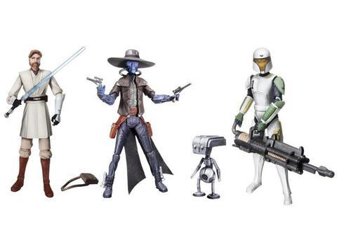 Star Wars Clone Wars 2011 Series 01 Revision 02