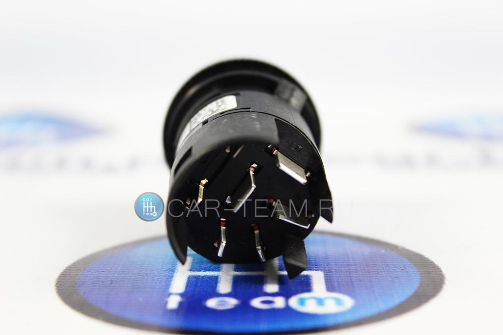 Ручка регулировки скорости вентилятора отопителя на Лада Гранта FL