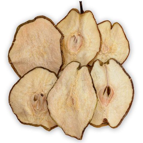фруктовые чипсы из груши