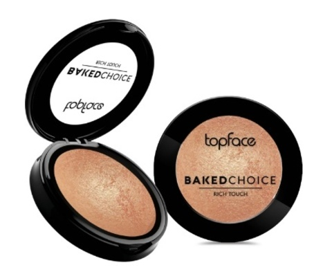 TopFace Румяна Baked Choice Rich Touch  Blush On  тон 002- РТ703 (5г)
