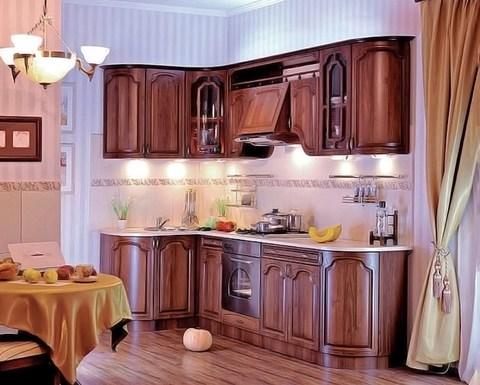 Кухня угловая АДА караваджо левый угол