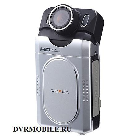 Автомобильный видеорегистратор TEXET DVR-500HD