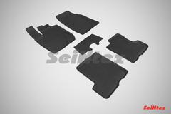 Резиновые коврики с высоким бортом для LADA X-Ray