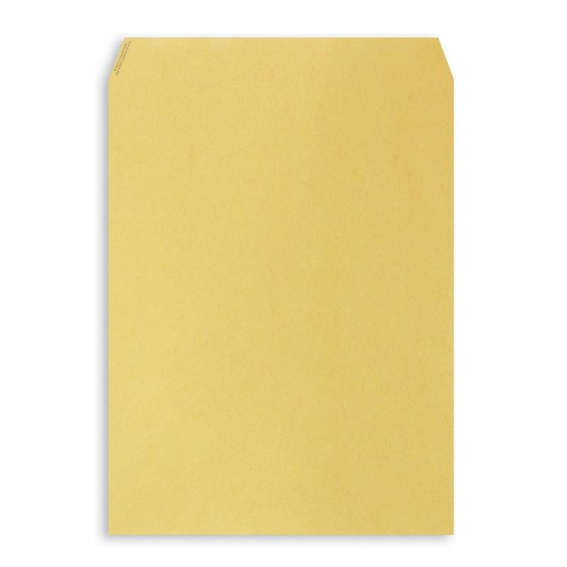 Пакет Multipack E4 из крафт-бумаги 100 г/кв.м стрип (500 штук в упаковке)