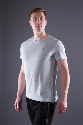 """Men's """"VELIKOROSS"""" melange t-shirt"""