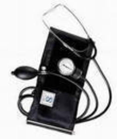 Тонометр механический CS  Healthcare CS-105 (встроенный фонендоскоп)
