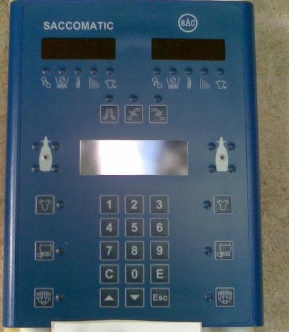 BD4080 Панель блока управления счетчика молока IDC