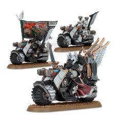 Ravenwing Command Squad