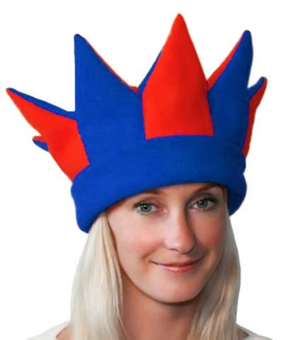 Карнавальная шапка Шута
