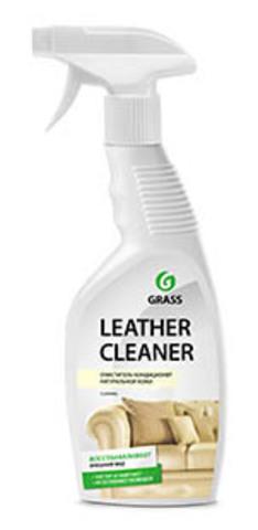 """Средство чистящее полировочное """"GraSS Leather Clean"""" 600мл"""
