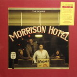 The Doors / Morrison Hotel (50th Anniversary Deluxe Edition)(LP+2CD)