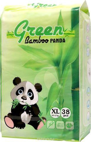 Трусики Green Bamboo Panda,  12-17 кг (XL)