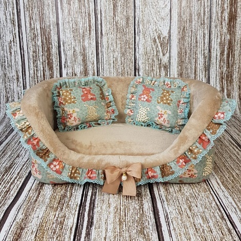 1784 DB - Лежанка-диван для собак