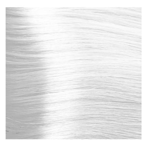 Крем краска для волос с гиалуроновой кислотой Kapous, 100 мл - HY 1000 Усилитель беспигментный