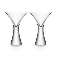 Набор из 2 бокалов для коктейлей Moya, 300 мл, фото 2