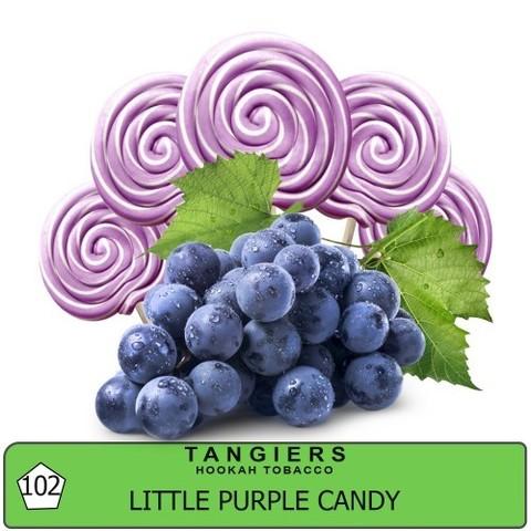 Табак Tangiers Little Purple Candy T102 (Танжирс Маленькая Фиолетовая Конфета) |Birquq 20г