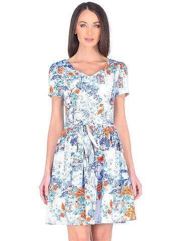 WD2464F-1 платье женское, цветное