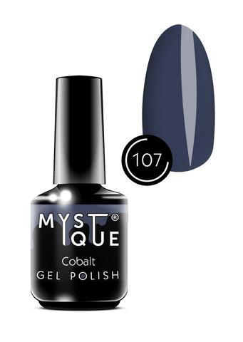 Mystique Гель-лак #107 «Cobalt» 15 мл