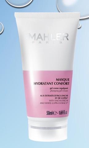Маска увлажнение и комфорт Masque hydratant confort, 50 мл