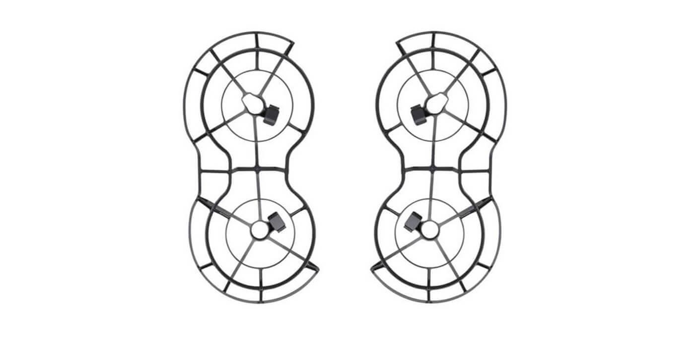 Защита пропеллеров DJI Mavic Mini 360° Propeller Guard (Part 9) внешний вид 2шт