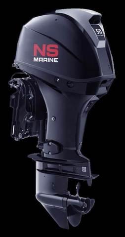 Лодочный мотор NS Marine NM 50 A ETL