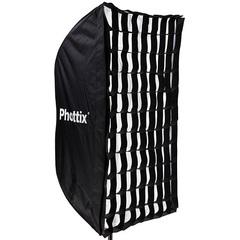 Софтбокс Phottix Pro Easy Up HD Umbrella Softbox with Grid 70x70cm