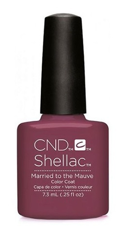 UV Гелевое покрытие Shellac Married to the Mauve  7,3ml