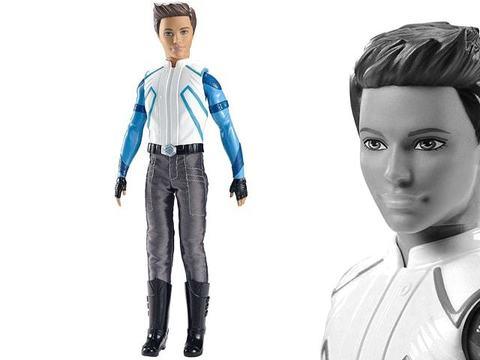 Barbie Ken Принц галактики